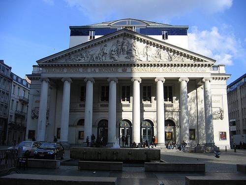 La historia del Teatro Real de la Moneda