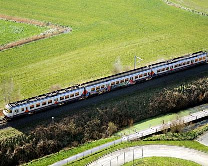 Recorrer Bélgica con Interrail