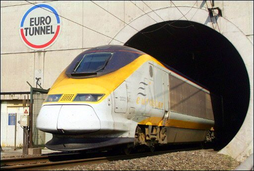 Tren de Paris a Londres