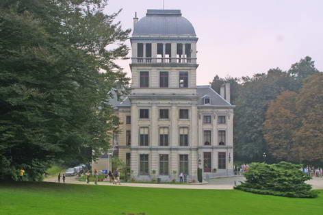 Auderghem, el bosque religioso de Bruselas