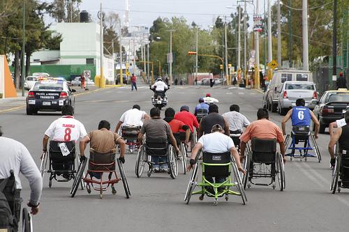Viajar a Bélgica con discapacidad