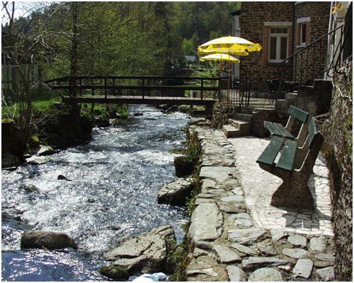 Vresse y Laforet, maravillas en la Valonia