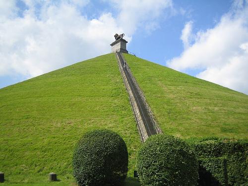 Visita el campo de batalla de Waterloo