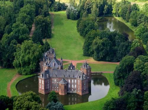 El Castillo de Westerlo, el legado de los Merode
