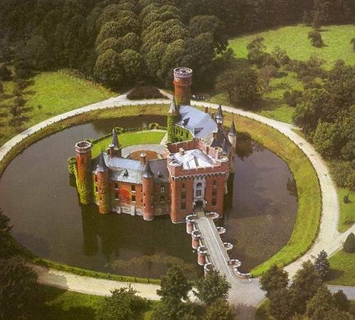 Visitar el Castillo de Wynendale